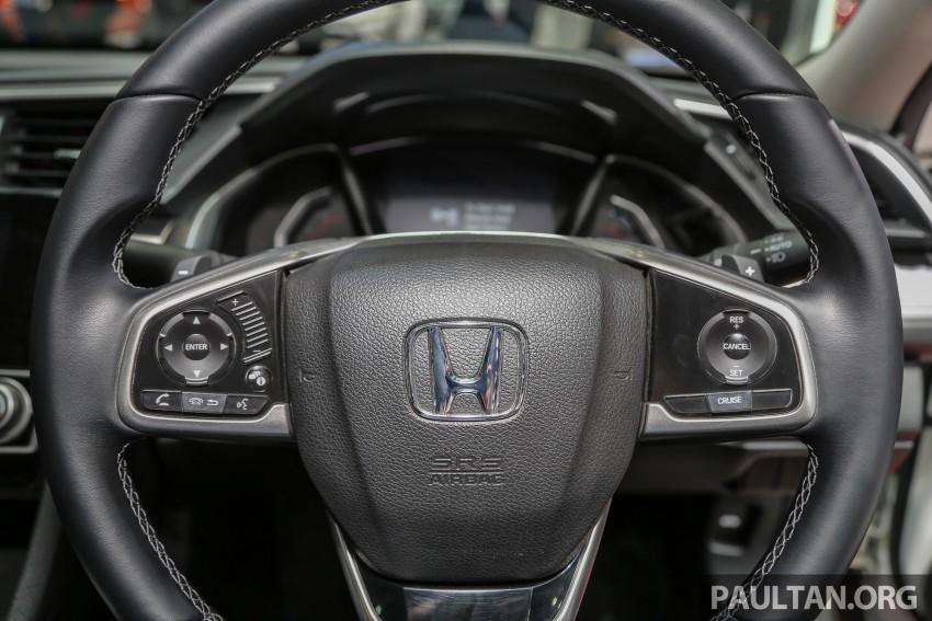 GALLERY: 2016 Honda Civic at Bangkok Motor Show Image #463959