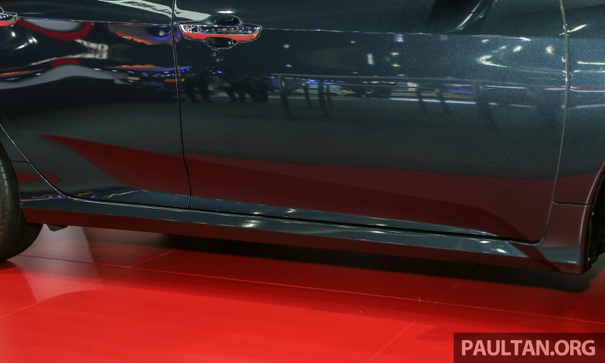 GALLERY: 2016 Honda Civic at Bangkok Motor Show Image #464225