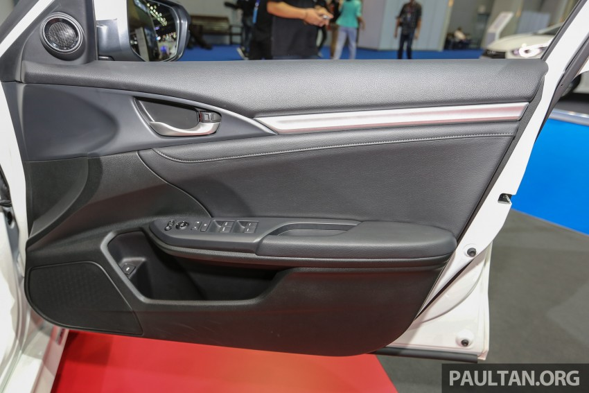GALLERY: 2016 Honda Civic with Modulo accessories Image #464058