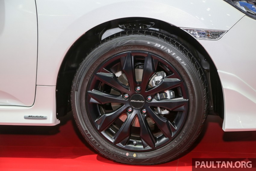 GALLERY: 2016 Honda Civic with Modulo accessories Image #464045
