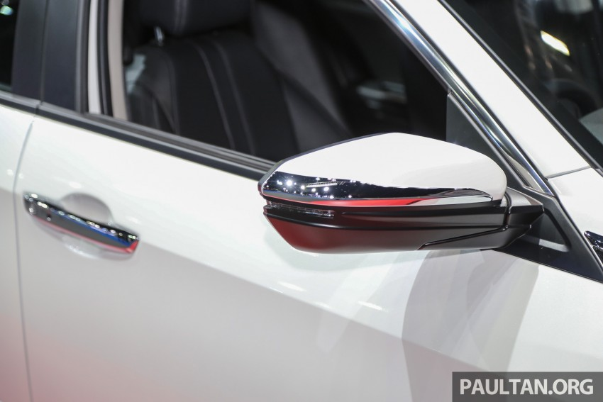 GALLERY: 2016 Honda Civic with Modulo accessories Image #464047