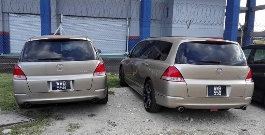 JPJ sita 22 kereta klon bernilai RM1j dalam dua bulan Image #451441
