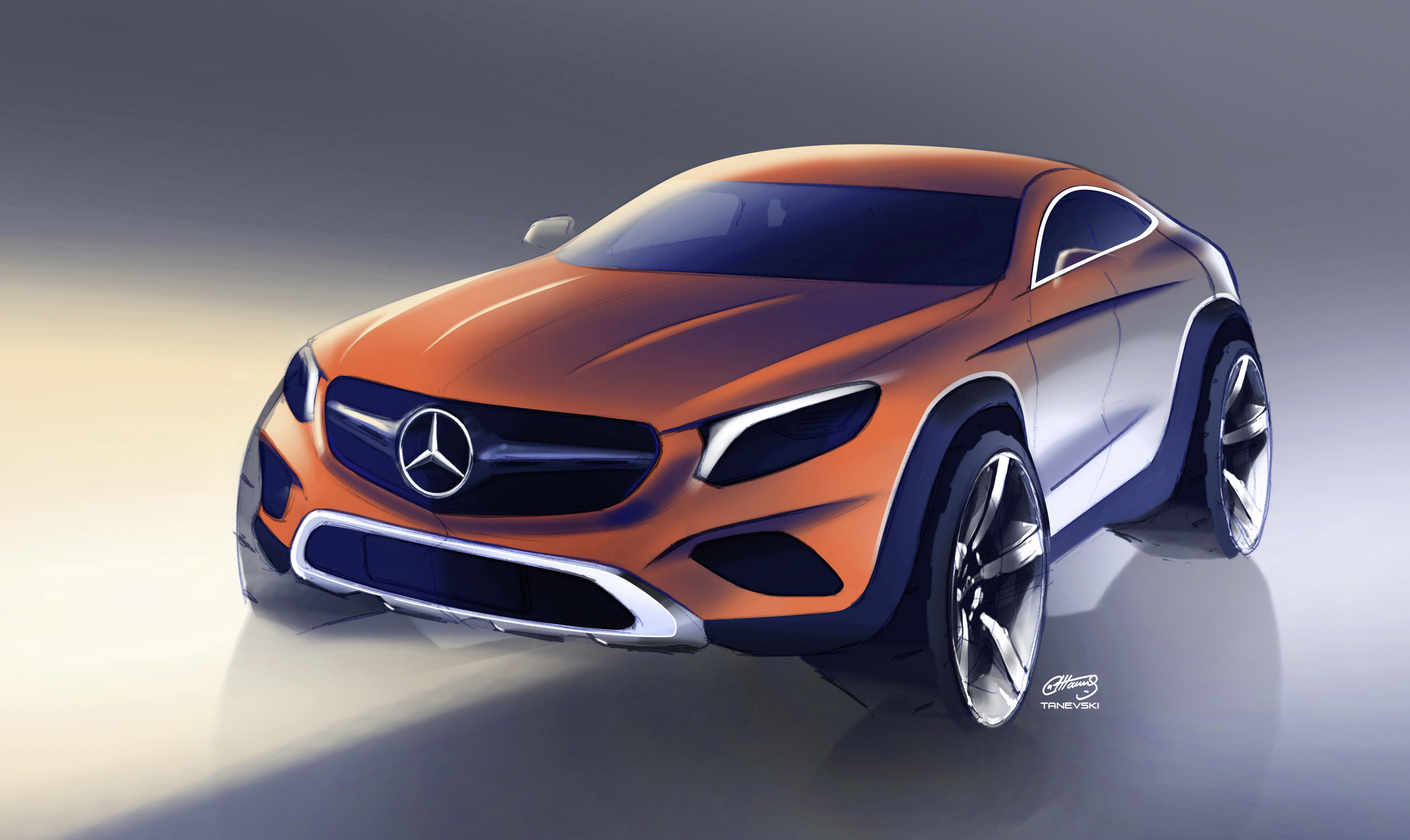 Mercedes-Benz GLC Coupe breaks cover in New York Paul Tan ...