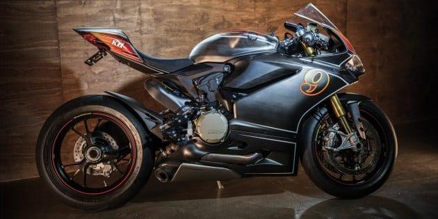 Ducati 1299 Panigale - Roland Sands KH9 - 1