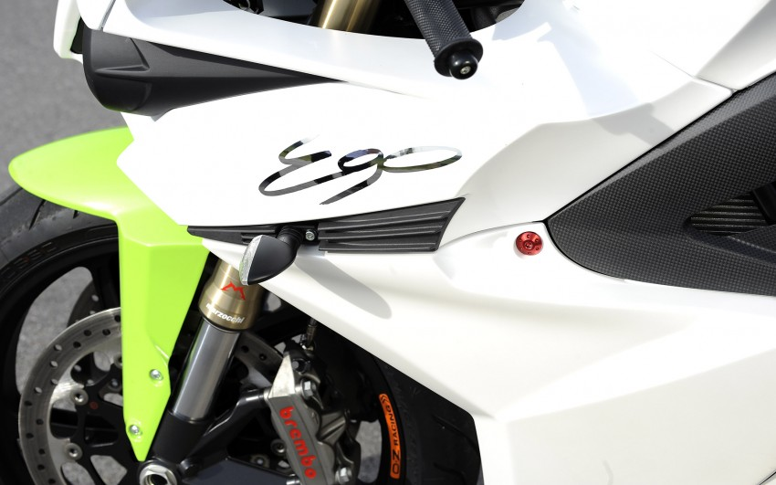 Energica electric bike announces first UK dealership Image #459135