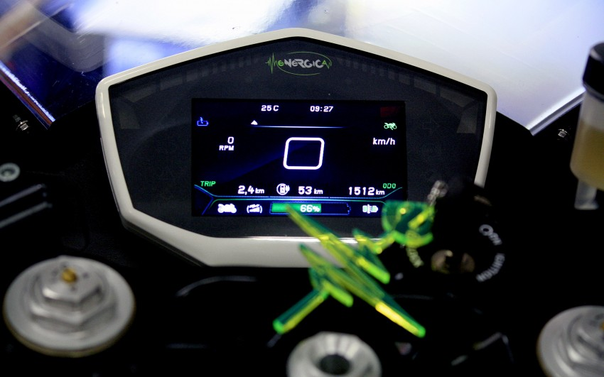 Energica electric bike announces first UK dealership Image #459137