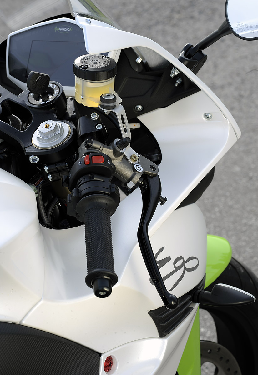Energica electric bike announces first UK dealership Image #459139