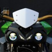 Energica Eva streetfighter electric motorcycle - 2