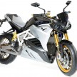 Energica Eva streetfighter electric motorcycle - 4