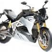 Energica Eva streetfighter electric motorcycle - 4