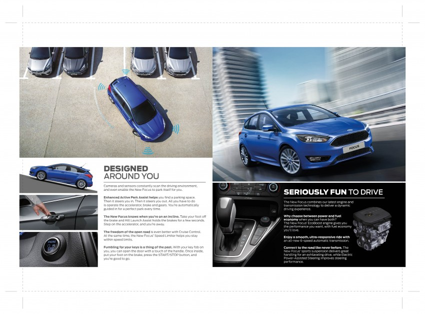 C346 Ford Focus facelift launched in Malaysia – Trend, Sport+ hatch and Titanium+ sedan, from RM119k Image #458543