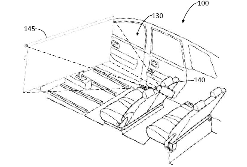 Ford Patents Autonomous Vehicle Entertainment System