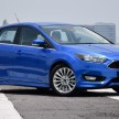 Ford Focus 1.5L EcoBoost quick drive 2