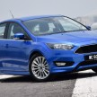 Ford Focus 1.5L EcoBoost quick drive 3