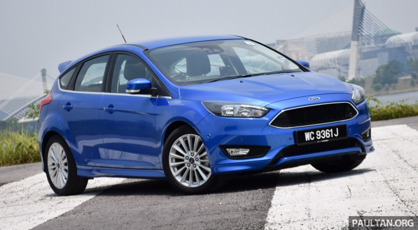 DRIVEN: 2016 Ford Focus 1.5L EcoBoost – first impressions of Malaysian-spec Sport+ and Titanium+ Image #459300