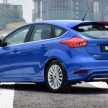 Ford Focus 1.5L EcoBoost quick drive 4