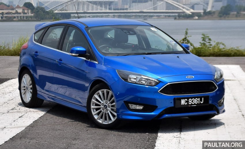 DRIVEN: 2016 Ford Focus 1.5L EcoBoost – first impressions of Malaysian-spec Sport+ and Titanium+ Image #459305
