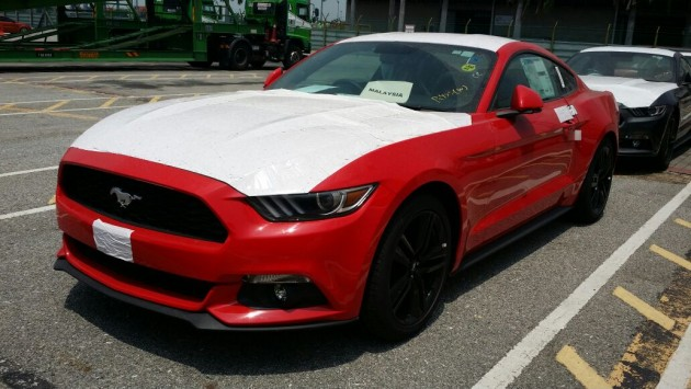 Ford Mustang Malaysia 5