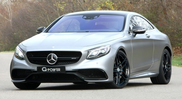 G-Power Mercedes-AMG S63 Coupe 1