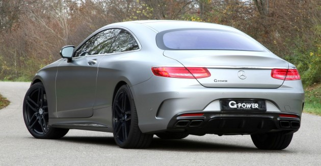 G-Power Mercedes-AMG S63 Coupe 3