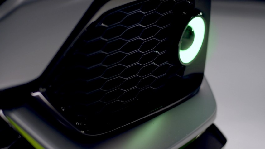 Honda Civic Hatchback membuat penampilan sulung di Geneva Motor Show – bakal dilancar pada 2017 Image #452100