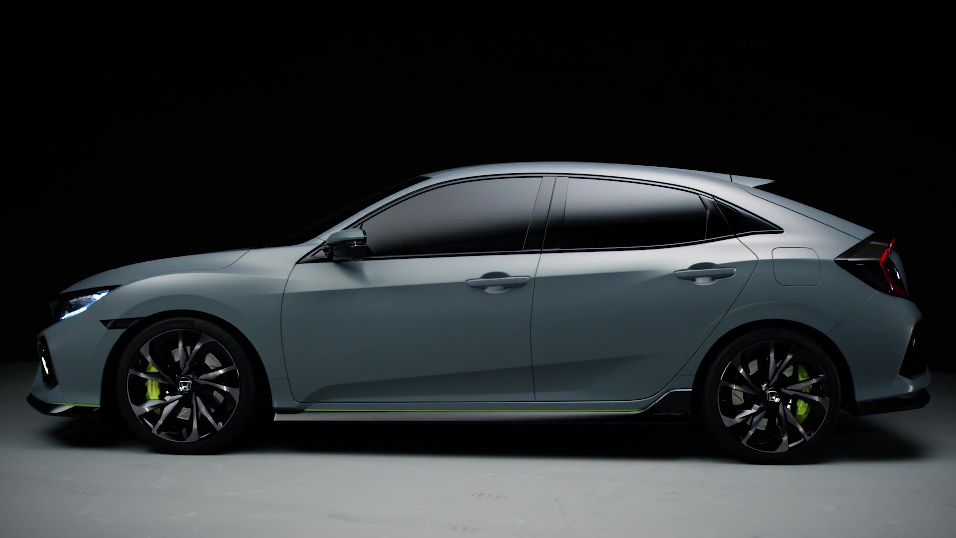 Honda Civic Hatchback Prototype goes live in Geneva; early 2017 launch ...