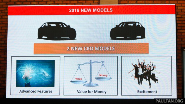 Honda new models 2016