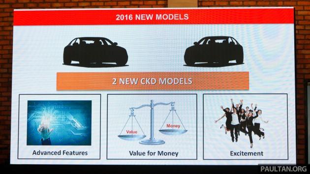 Honda new models 2016