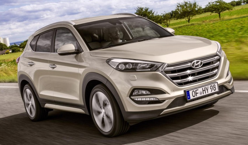 Hyundai Tucson gets 1.7 CRDi, 7DCT combo in Europe Image #455427
