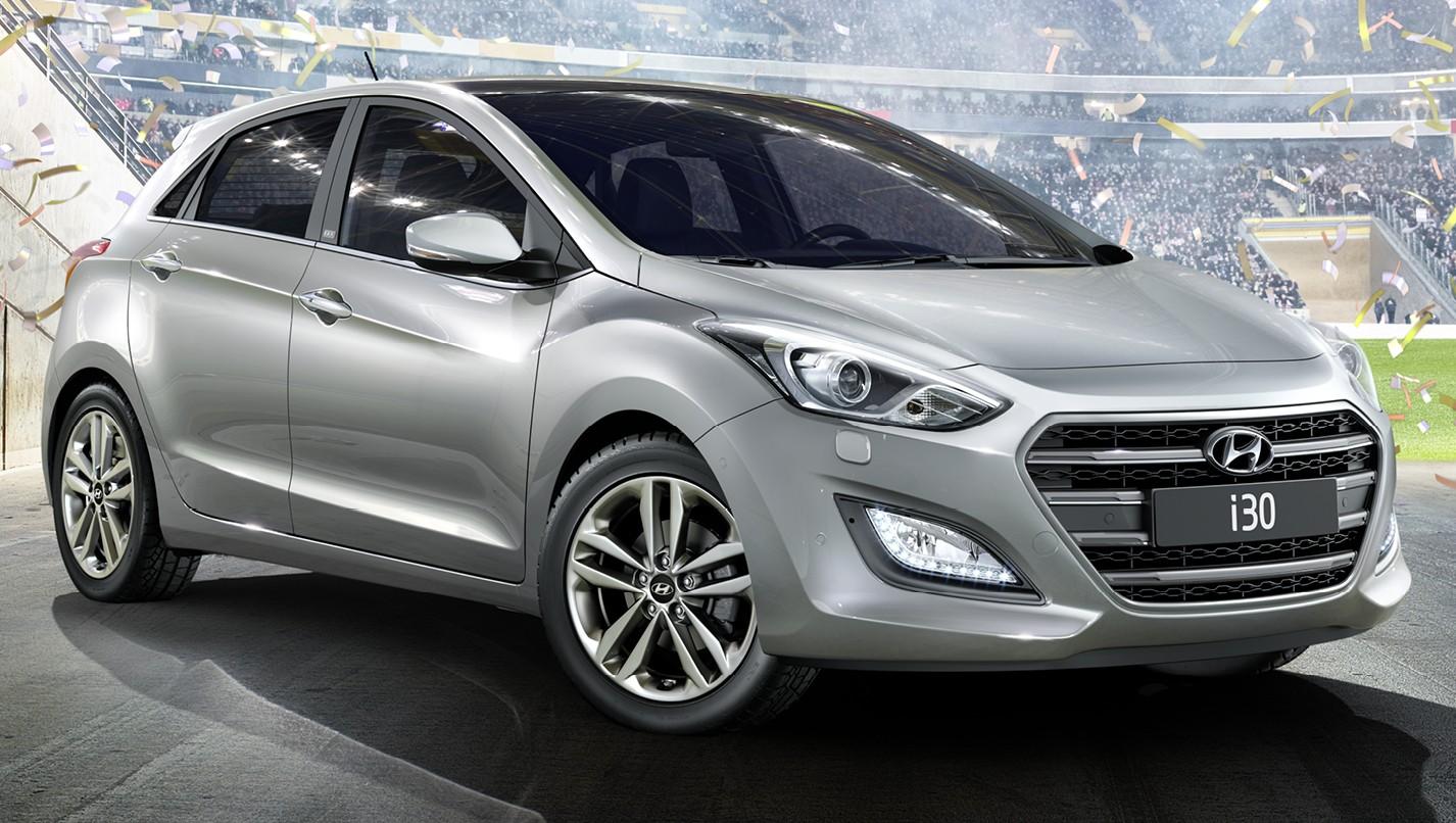Hyundai i10, i20, i30 get Go! special editions for UEFA ...
