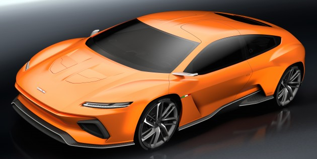 Italdesign GTZero Concept-3