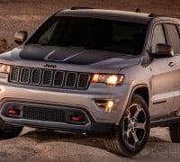 Jeep Grand Cherokee Trailhawk leak 4