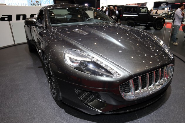 Popular Kahn Vengeance  A Coachbuilt Aston Martin DB9