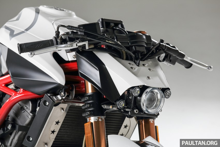 Kenstomoto Demolisher – a custom Benelli TnT600 by Malaysian vehicle designer Kenny Yeoh Image #460512