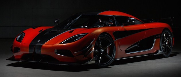 Koenigsegg Agera Final One of 1-1