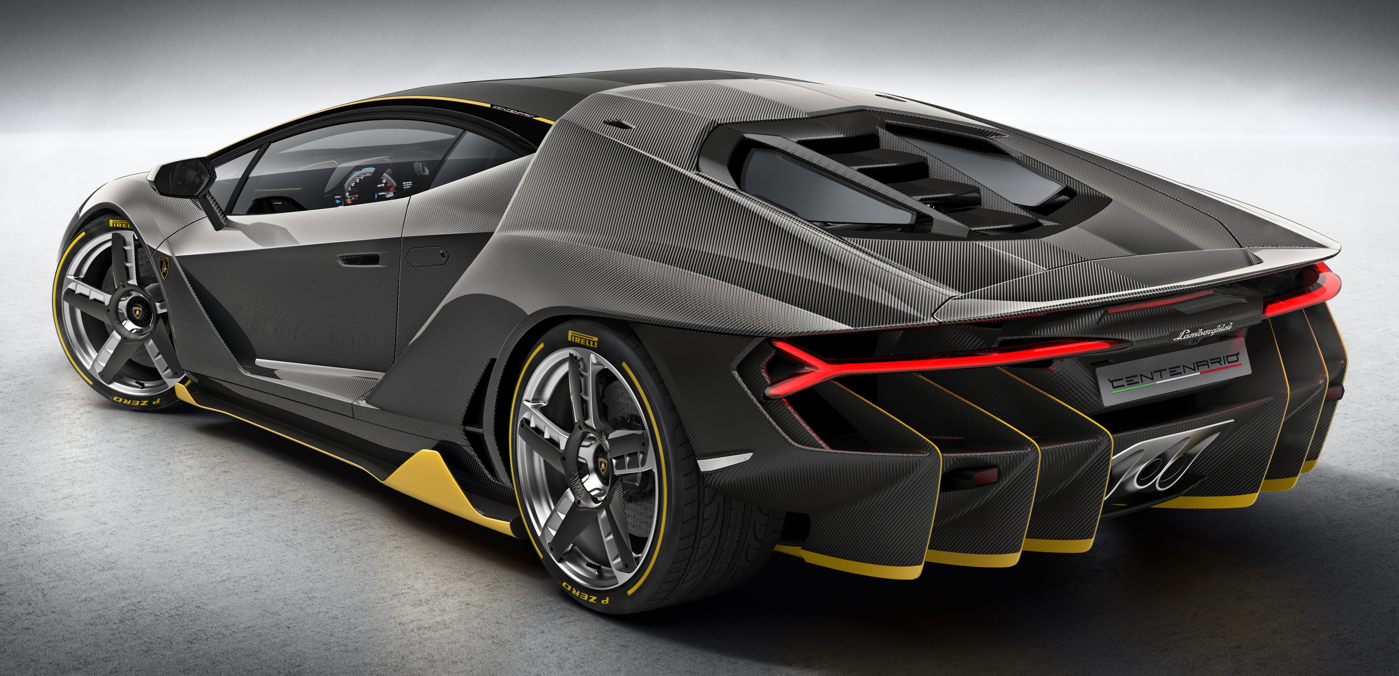 lamborghini centenario debuts 770 hp rm8 million. Black Bedroom Furniture Sets. Home Design Ideas