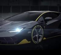 Lamborghini Centenario video preview