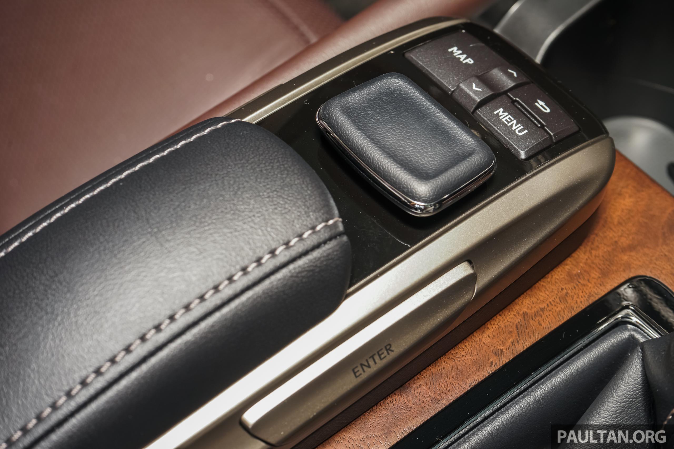 GALLERY: Lexus GS 200t Luxury facelift in showroom Paul ...