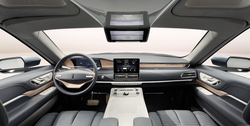 Lincoln Navigator Concept breaks cover in New York Image #465095
