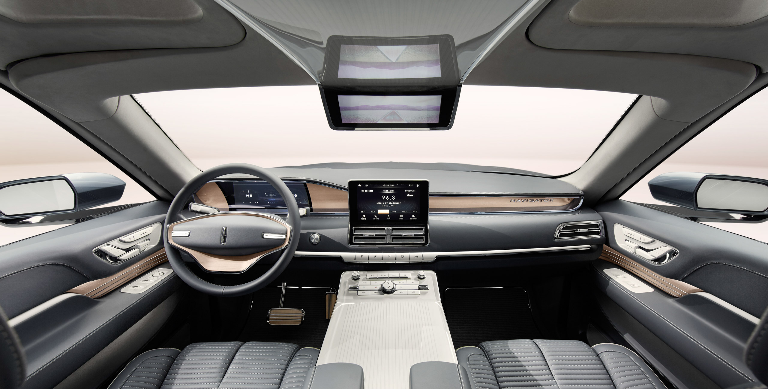 Lincoln Navigator Concept Breaks Cover In New York Paul Interiors Inside Ideas Interiors design about Everything [magnanprojects.com]