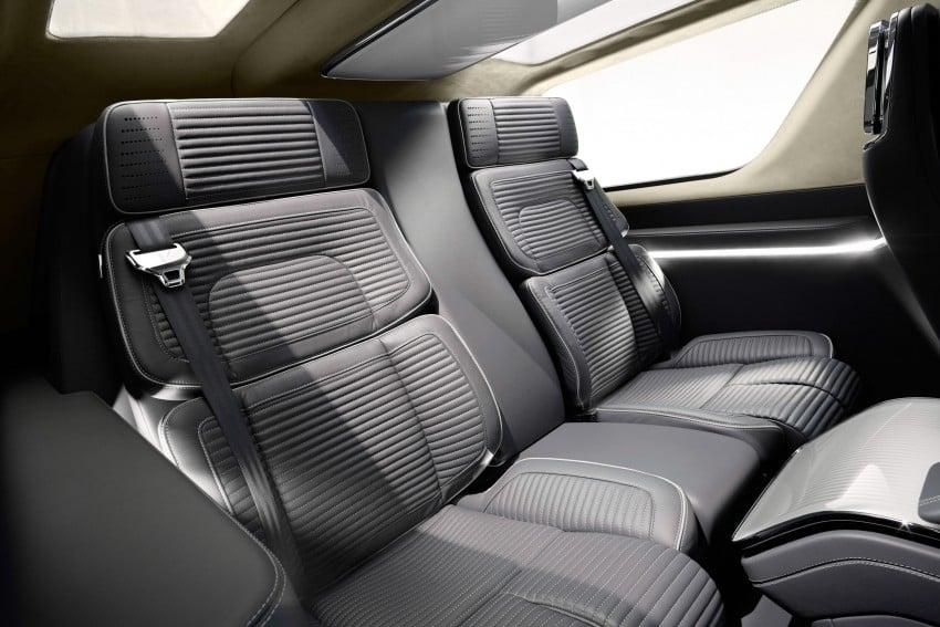 Lincoln Navigator Concept breaks cover in New York Image #465099