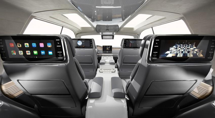 Lincoln Navigator Concept breaks cover in New York Image #465100