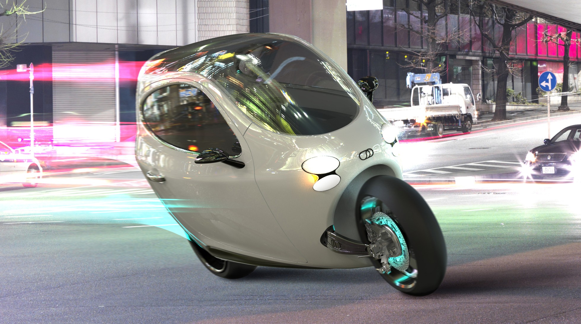 Local Market Tool >> LIT Motors C-1 - the future of two-wheeled transport?