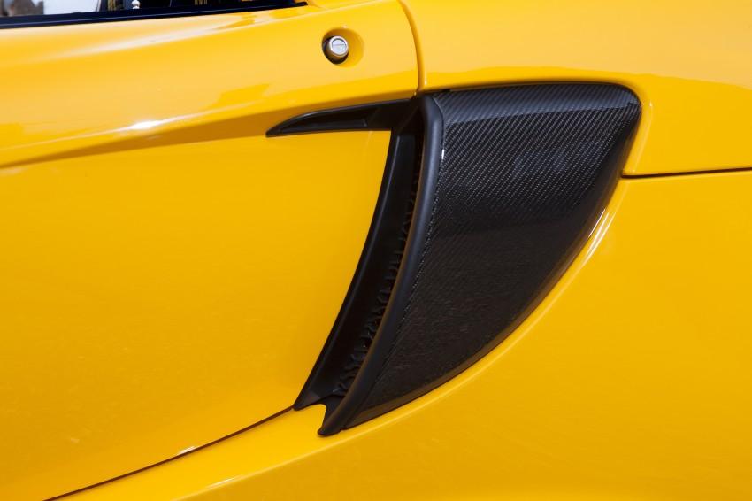 Lotus Exige Sport 350 Roadster debuts in Geneva Image #452760