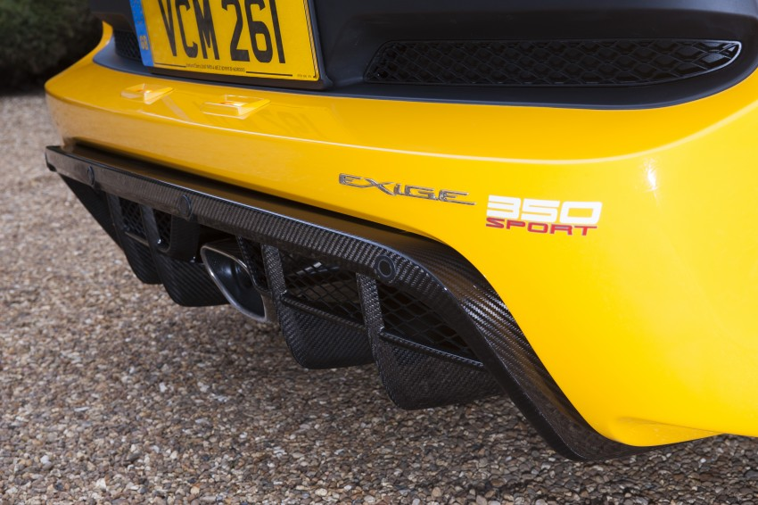 Penampilan sulung Lotus Exige Sport 350 Roadster di Geneva 2016 – lebih ringan 40 kg berbanding Coupe Image #453067