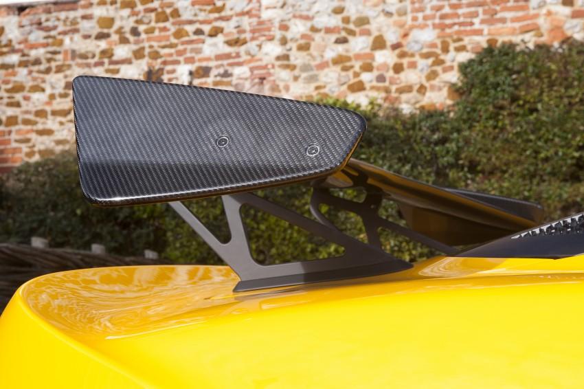 Penampilan sulung Lotus Exige Sport 350 Roadster di Geneva 2016 – lebih ringan 40 kg berbanding Coupe Image #453063