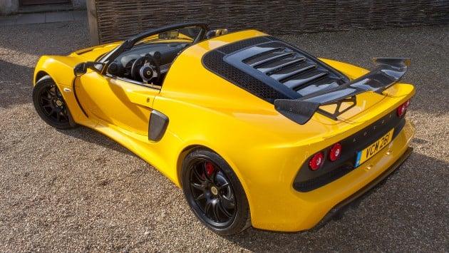 Lotus Exige Sport 350 Roadster Debuts In Geneva