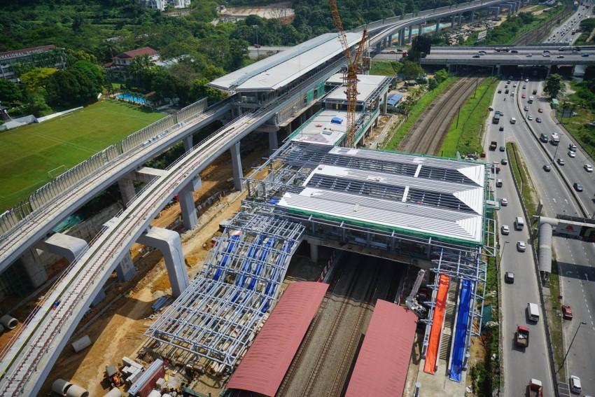 MRT : Penutupan jejambat Jalan Sungai Buloh dan jalan susur ke Jalan Kuala Selangor mulai hari ini Image #456498