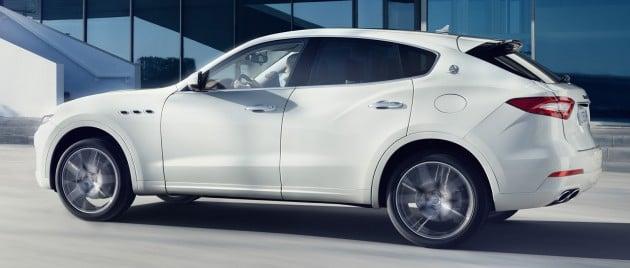 Maserati Levante details 4