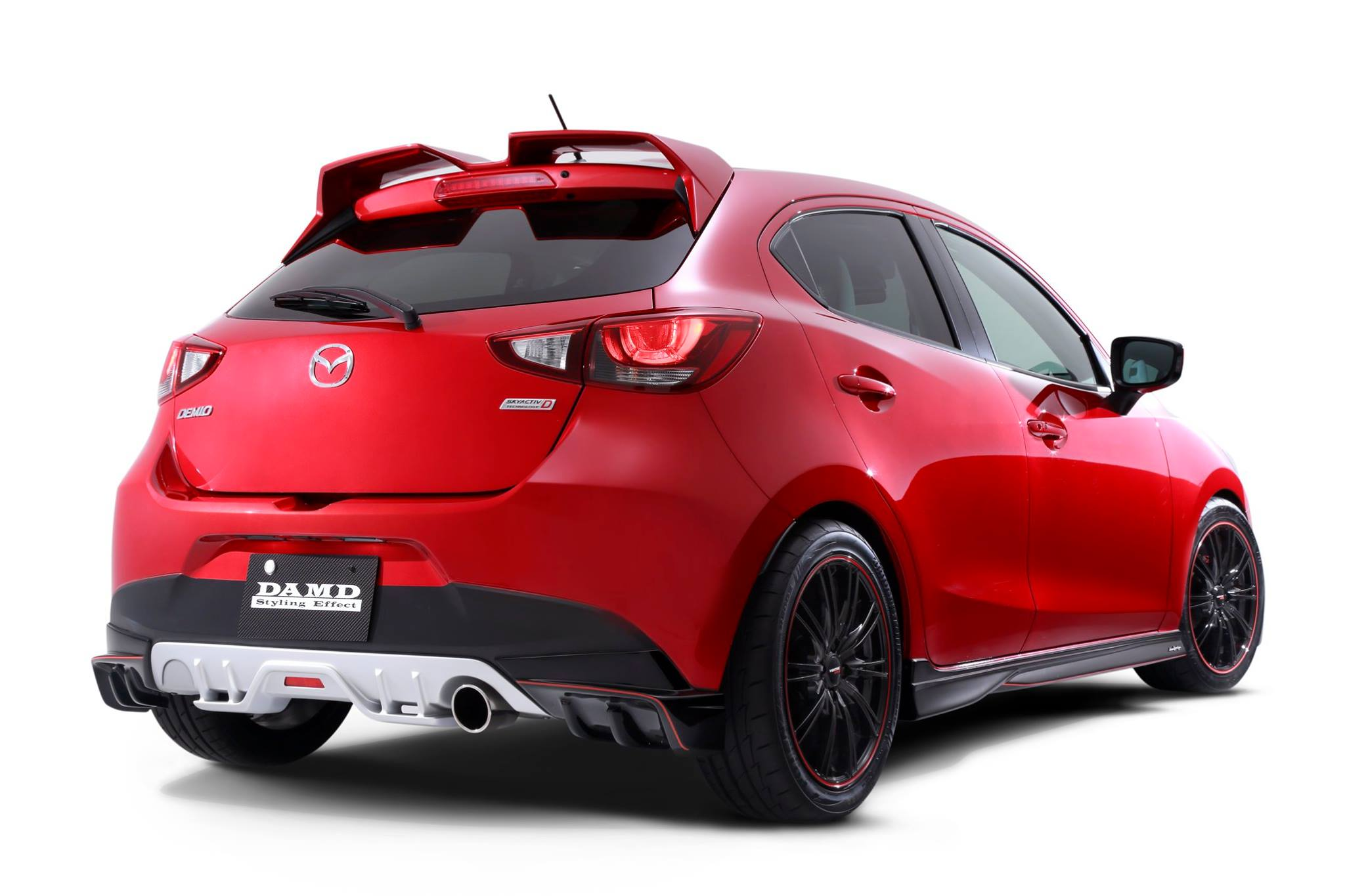 Mazda Cx 3 >> Mazda 2 and CX-3 fitted with DAMD body kits in Japan Paul Tan - Image 468232